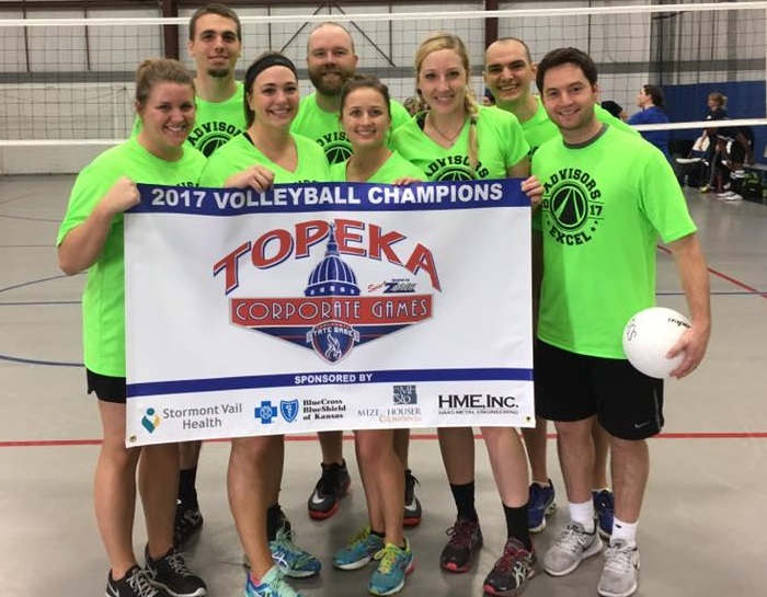 2017 Volleyball Champs