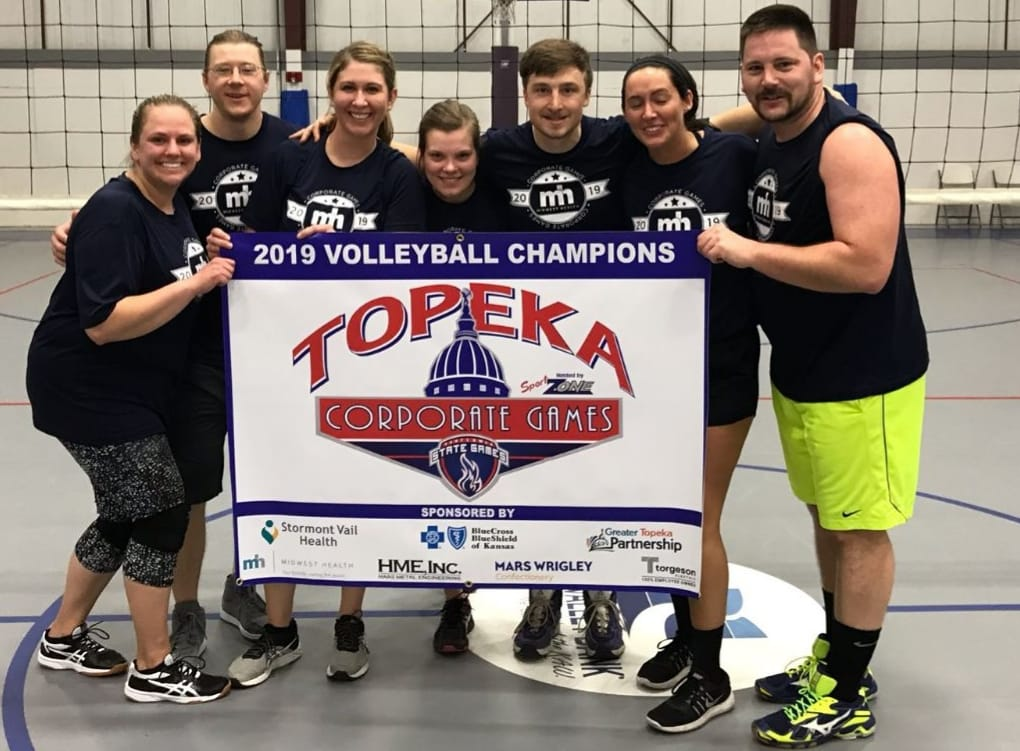 2019 Volleyball Champions