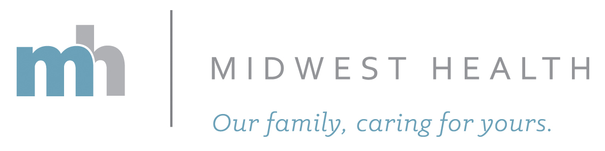 Midwest Health Logo
