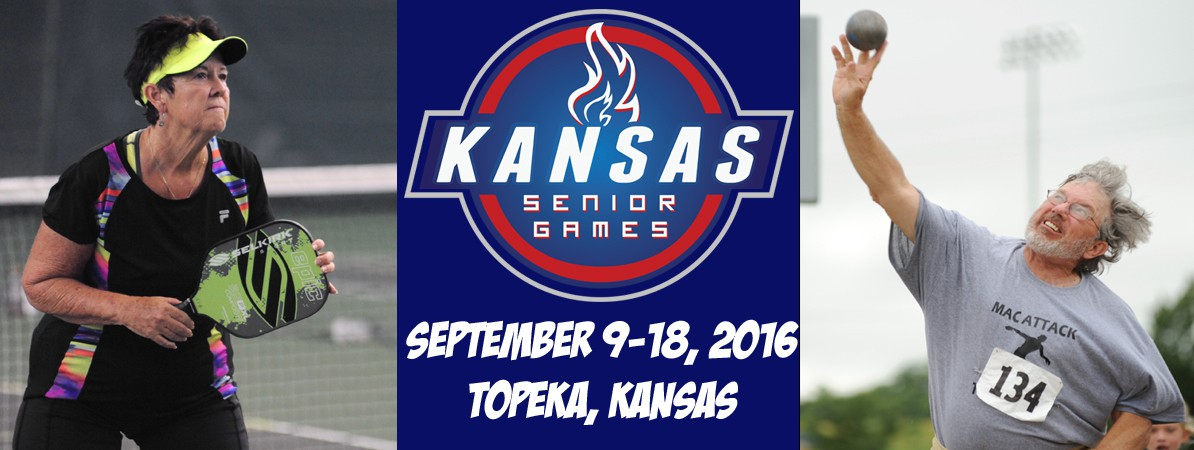 Kansas Senior Games