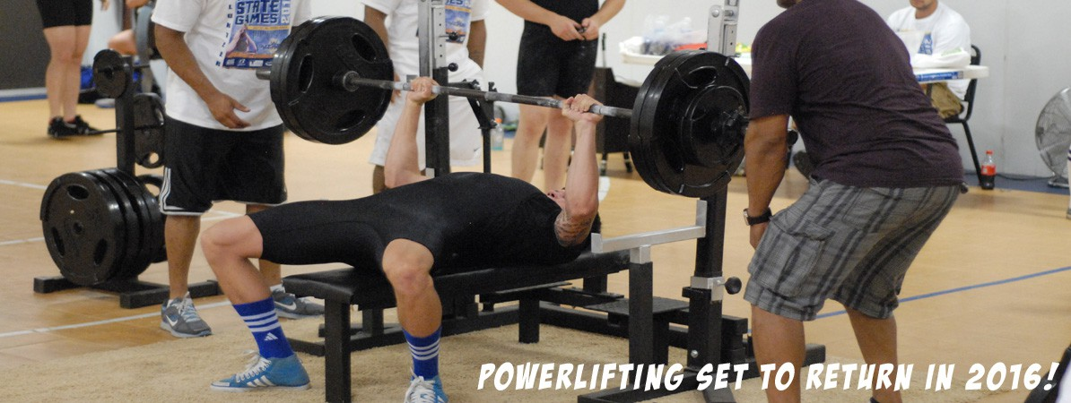 2016 Powerlifting